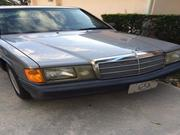 1992 mercedes-benz Mercedes-Benz 190-Series 2.3 Sedan 4-Door